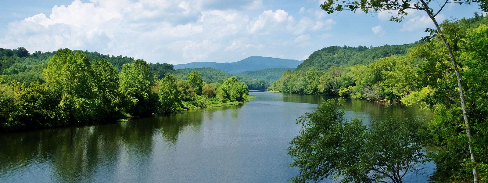 Loch in Virginia