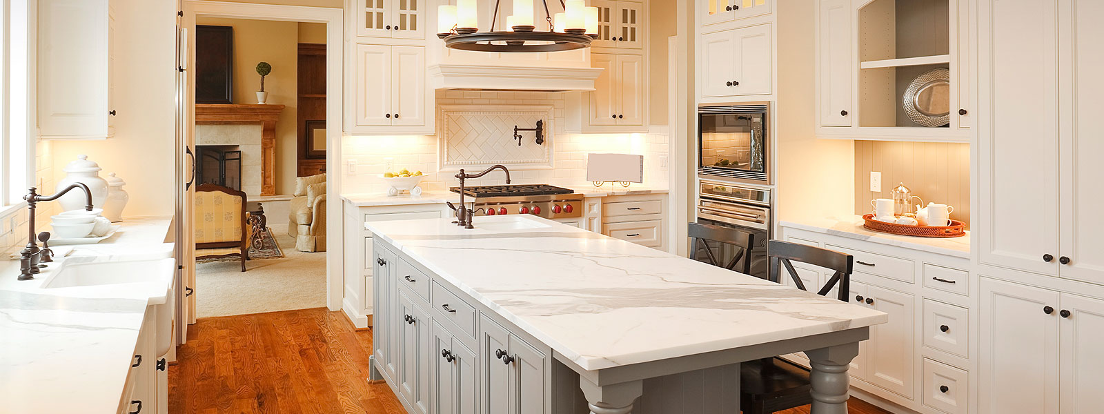 Luxurious Home Kitchen